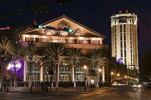 Casinos in new orleans area