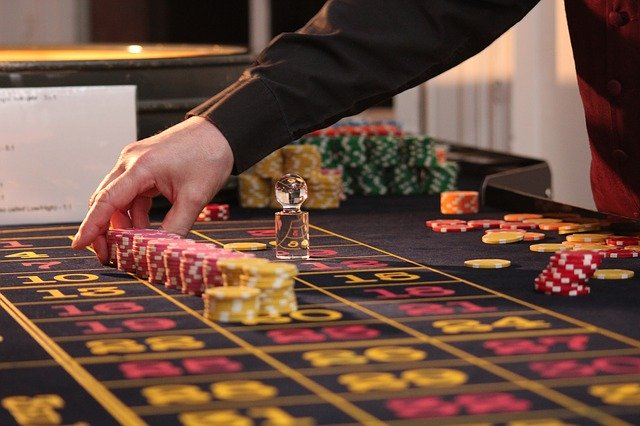 rules of roulette bets