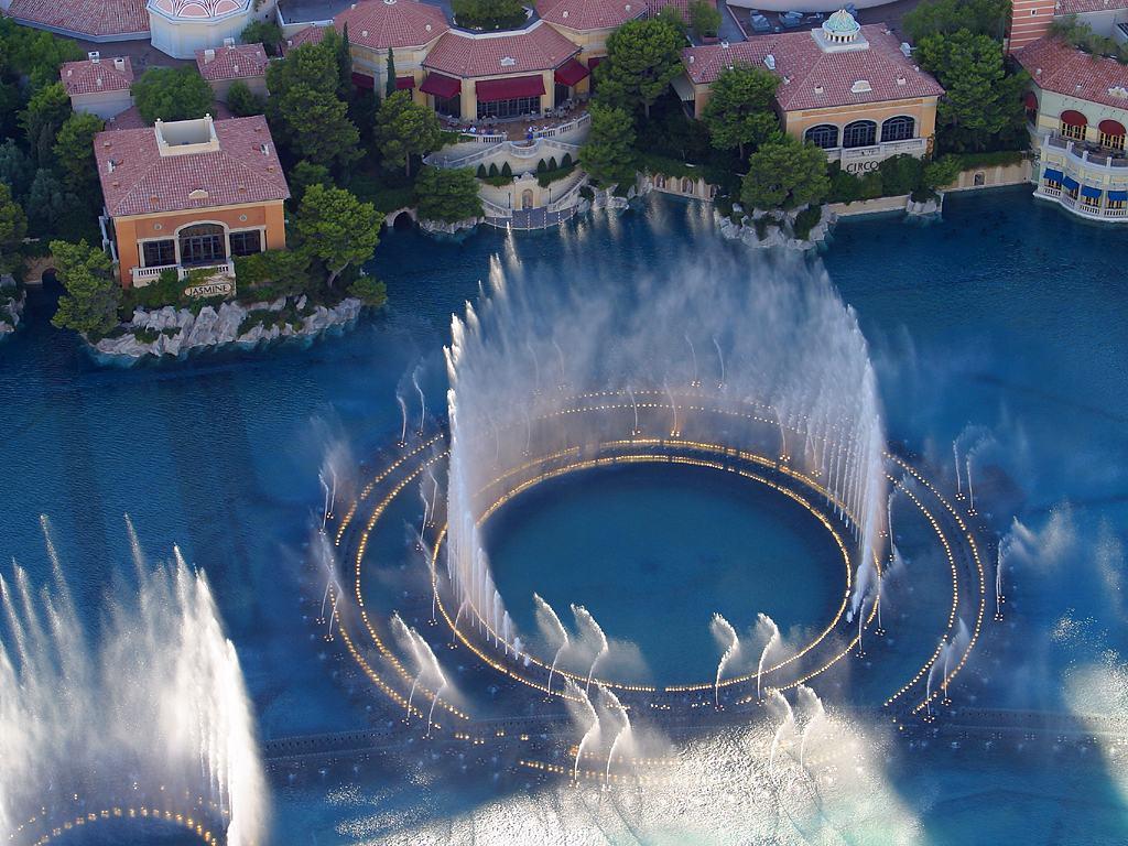 Bellagio O Fountains
